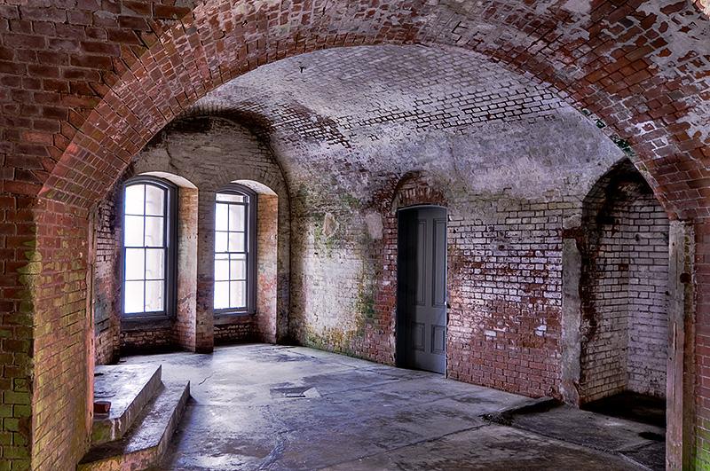 Fort Point Interior No.1