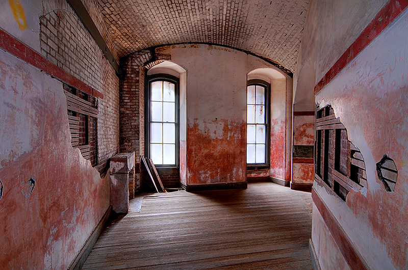 Fort Point Interior No.2