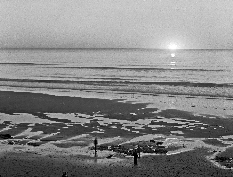 13.Mitsu Ypshikawa_sunset at pacific ocean