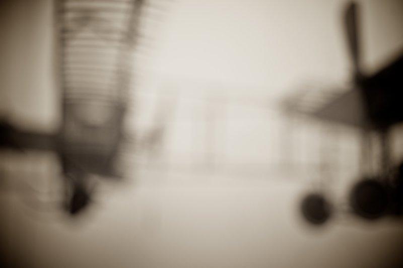 Flying Machines, AJ Hall