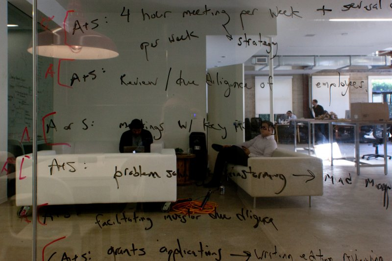 Silicon Valley 1, Ellen Konar & Steve Goldband