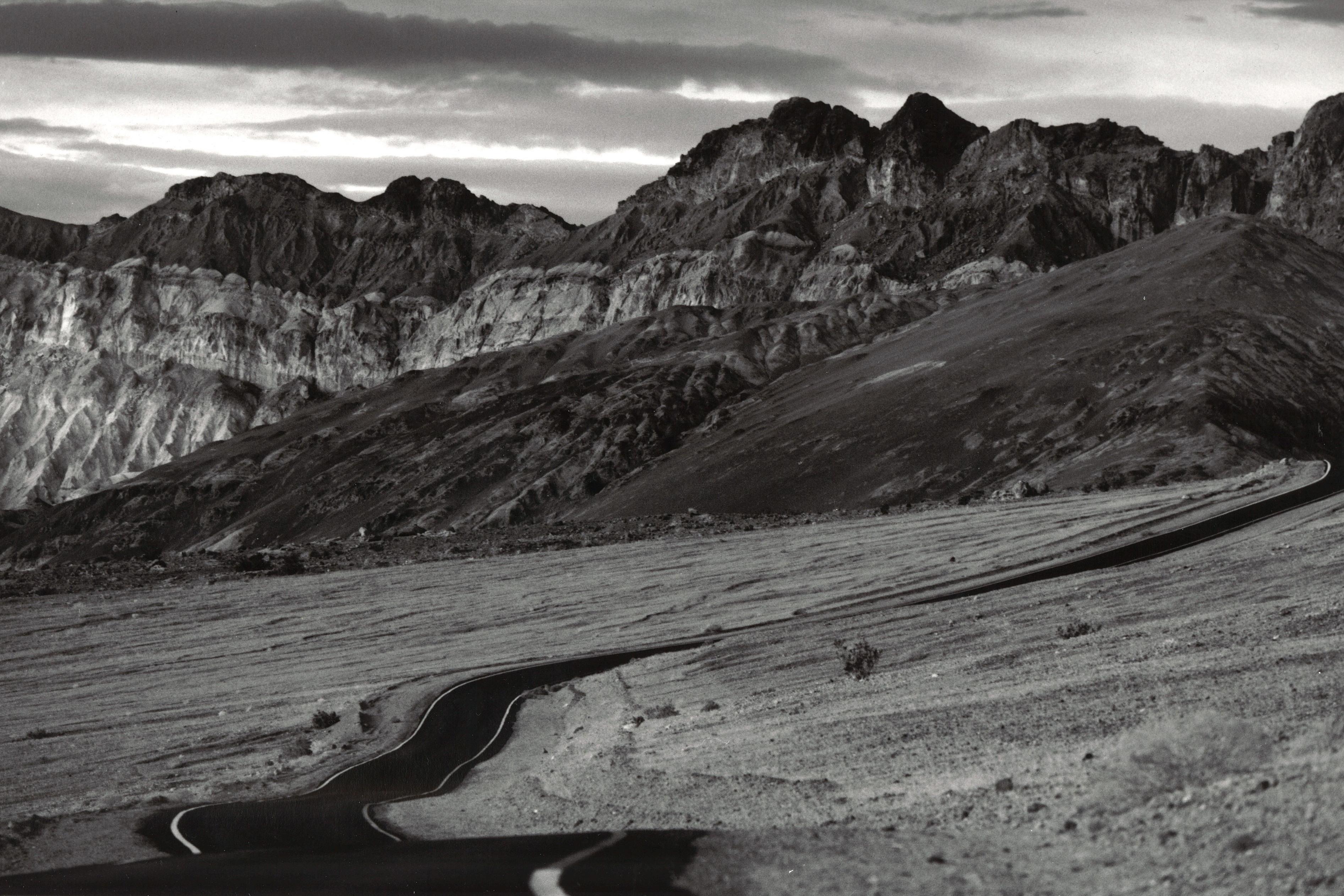 Ken Hoffman-Artists Drive - Death Valley