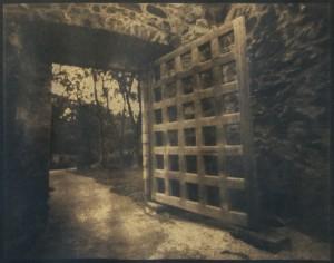 The Gate, Mission Concepcion, San Antonio Texas